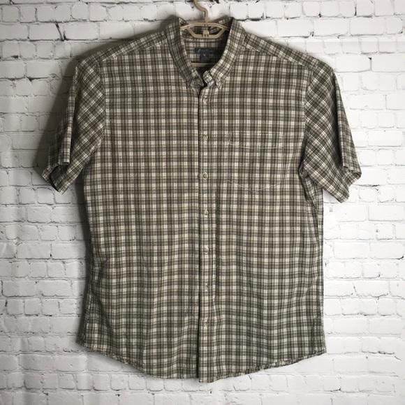 Eddie Bauer Other - Eddie Bauer plaid button down shirt